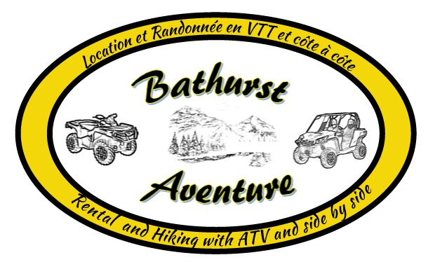 Located at Auberge de la Vallee in Bathurst New Brunswick Canada, Bathurst Adventure offers various services to enjoy the atv's trails of the beautiful Bay of Chaleur. We offer rental or hiking quad and side by side. Discover experience in incredible landscape of lakes and forests.