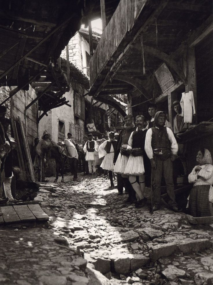 This is my Greece   Andritsaina by Fred Boissonnas (1903-1930)