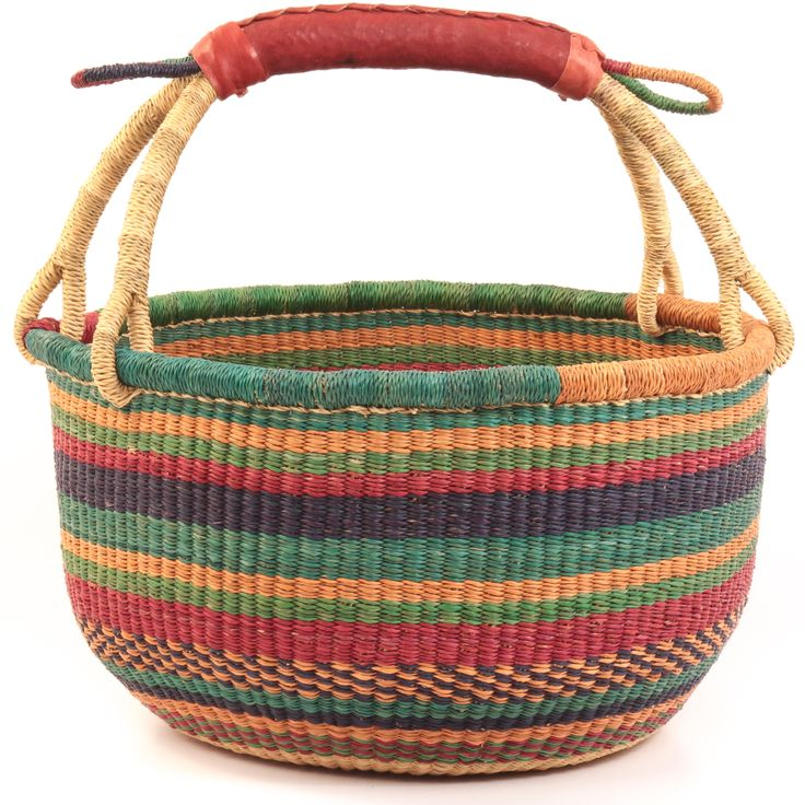 African Woven Baskets: 17 Best Images About African Bolga Baskets From Ghana On