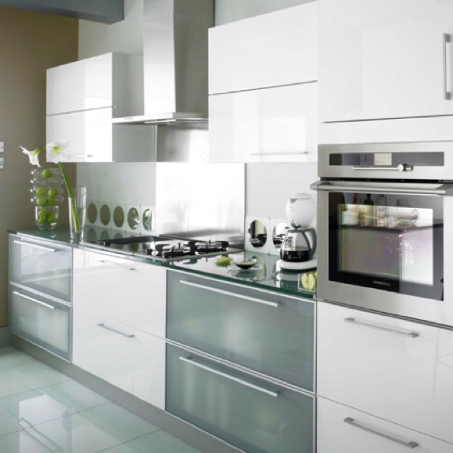 High Gloss Gray Kitchen Cabinets: 1000+ Ideas About High Gloss Kitchen Cabinets On Pinterest