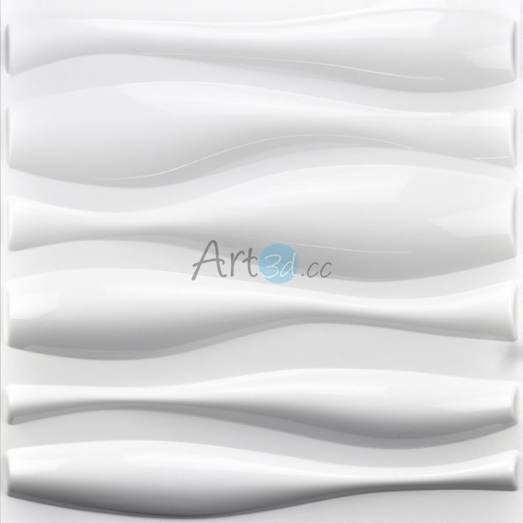 3D Surface PVC Cladding