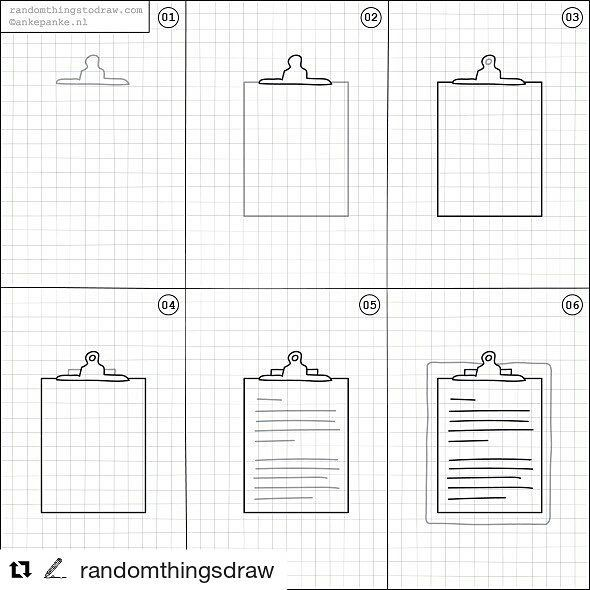 """If you'd like to learn how draw with simple step by step tutorials check out @randomthingsdraw! Found them a little while ago and have been meaning to share them with this lovely resource with you!   Drawing is something I believe anyone who has the interest patience and willingness to learn can do  The whole thing about """"I can't draw"""" is understandable but nonsensical to me. You totally could if you wanted to and worked at it  Everyone learns and progresses at a different pace the important…"""