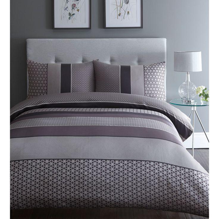 Home Collection Purple 'Adelle' jacquard bedding- at Debenhams.com