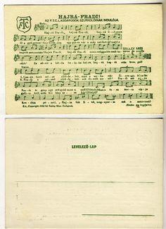 FTC postcard 1949