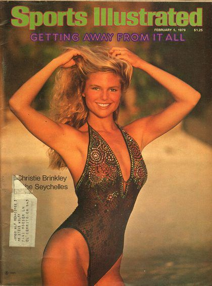 item details: Entire Issuekeywords: Swimsuit Issue, Christie Brinkley