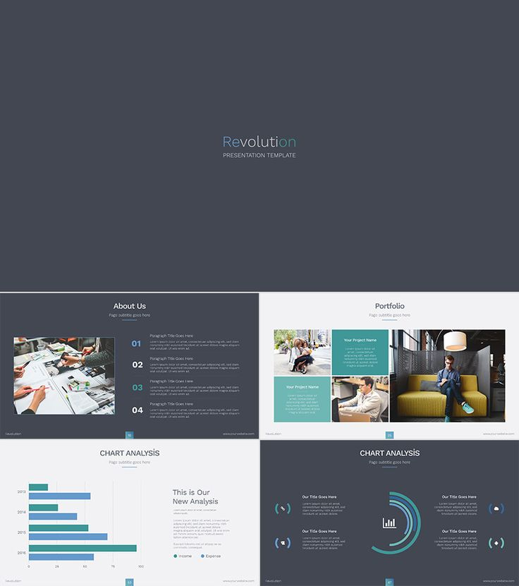Best Business Powerpoint Templates Images On