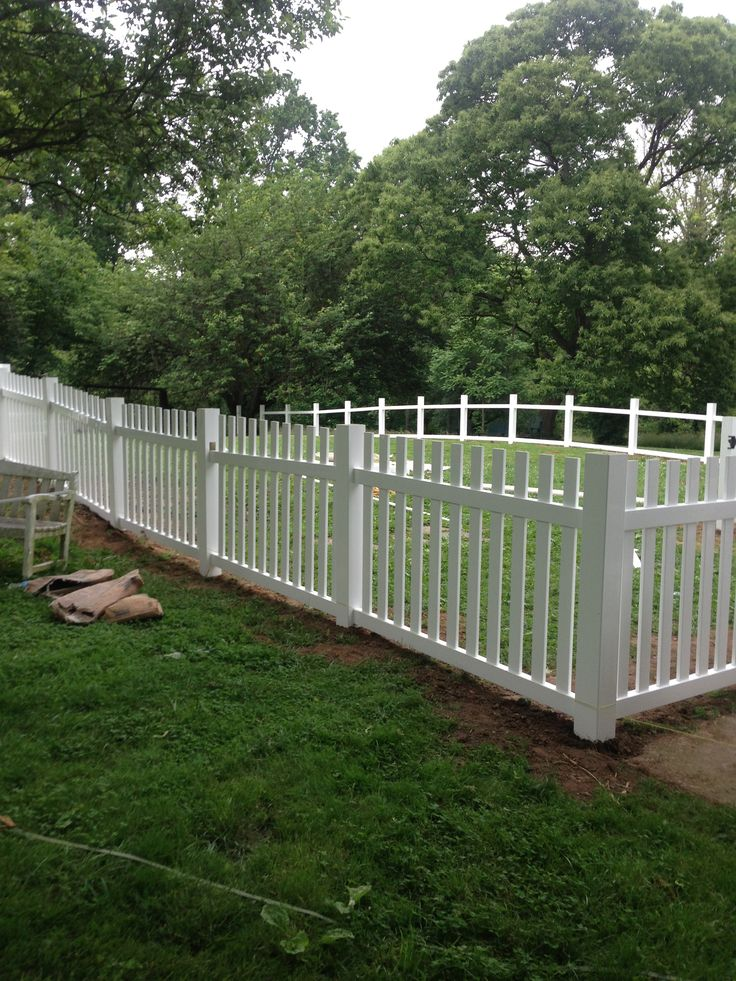 24 Best Images About Dog Fence Ideas On Pinterest