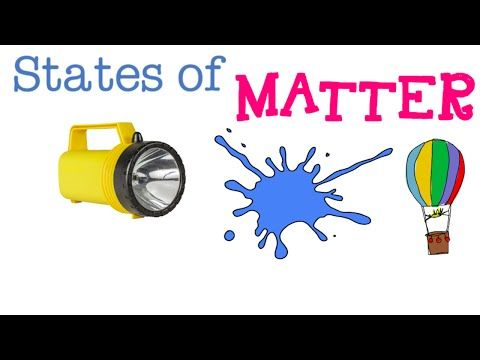 States of matter : Solids, Liquids and Gases : funza Academy Science Videos for kids - YouTube