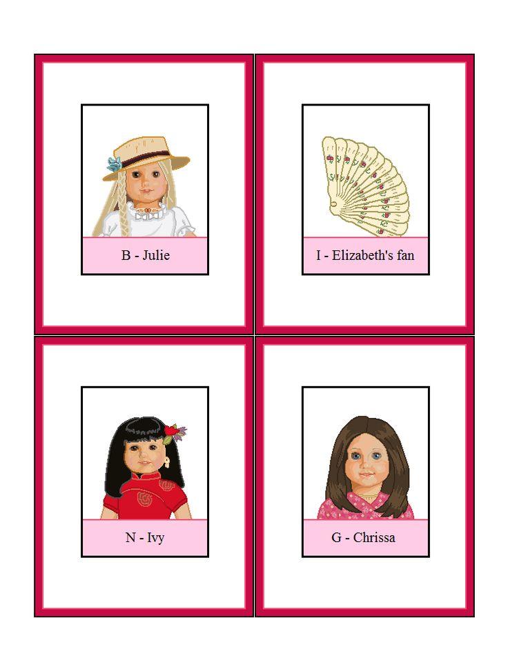 AGD Bingo Caller Card #1