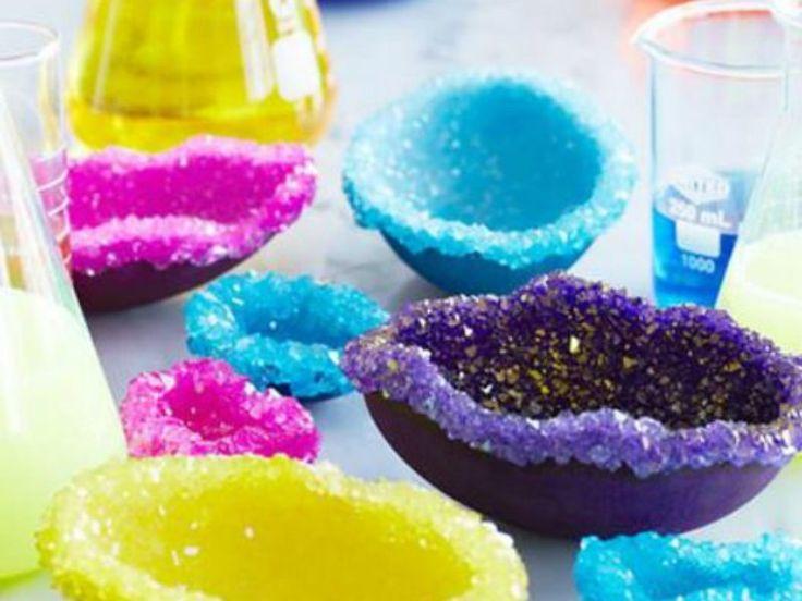Crystal Geode Eggs