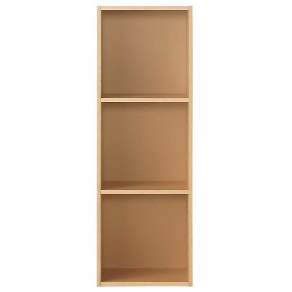 Pulp Board Box A4 Shelf - 2 sides 3 Rows.   Can be easily assembled    14.8 x 11.4 x 42.9""