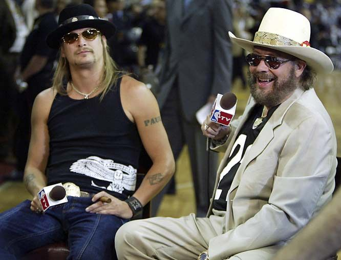 Kid Rock & Hank Williams, Jr.
