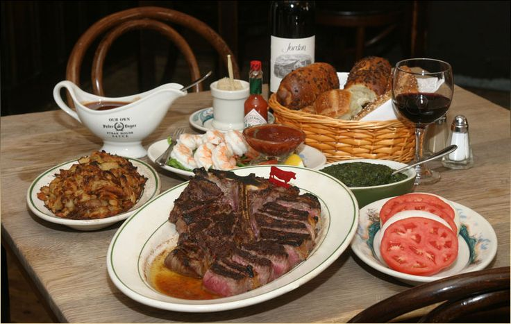 Peter Luger Steakhouse | Williamsburg, Brooklyn, NYC - one of the best steaks in NYC