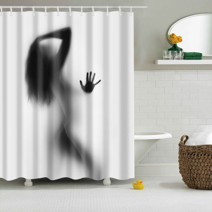 Best 25+ Bathroom Shower Curtains Ideas On Pinterest