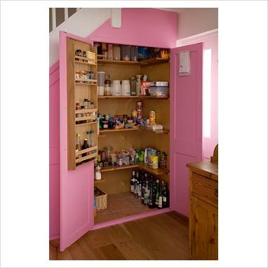 152 best images about pantry storage on pinterest for Kitchen designs under stairs