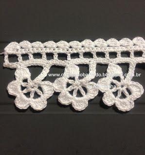 OFICINA DO BARRADO... #inspiration_crochet_diy GB ...