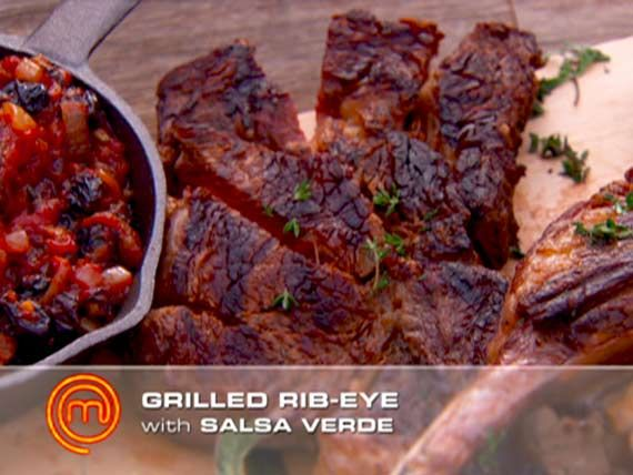 Winning Dishes Gallery   MasterChef Australia Ep 23: Chargrilled tomahawks in herb infused oil  Get Dan C's Chargrilled tomahawks in herb infused oil recipe.
