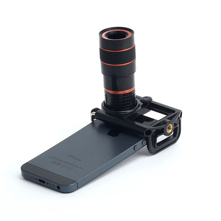 8X Zoom Telephoto Telescope Camera Lens Back For Cell Phone / iPhone / Samsung #UnbrandedGeneric