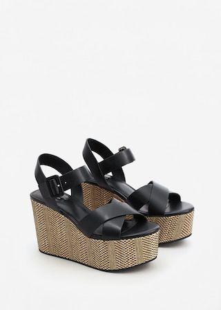 Zapatos negros Gold&Gold para mujer 6szOGku