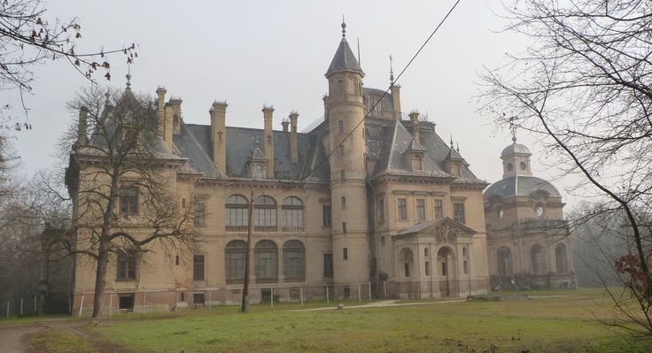 A turai kastély (Castle in Tura, Hungary)