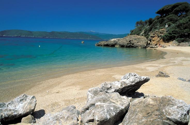 #Italy #travel #tuscany  #beach #elba Isola d'Elba