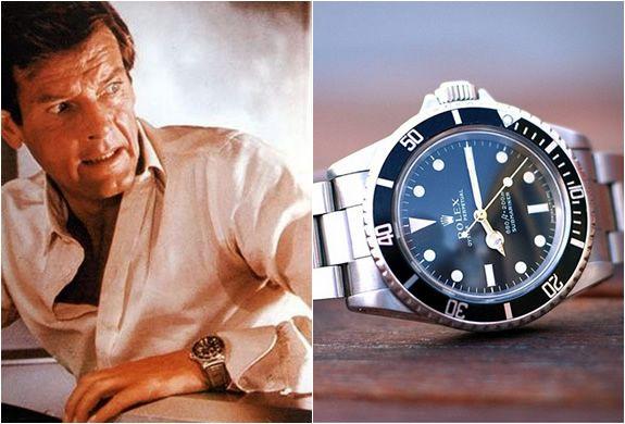 James Bond Rolex Submariner On Auction In 2019 James