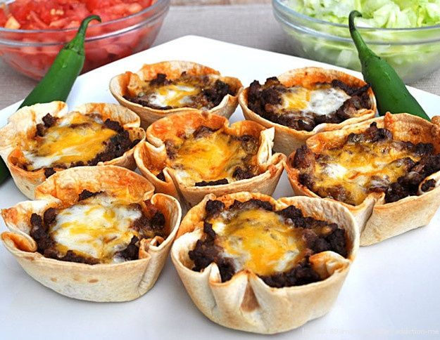 Here are 20 delicious and simple recipes that you can make with a muffin tin. From snack foods to decadent desserts, there's something for everyone here. | From dailygalleryaddiction