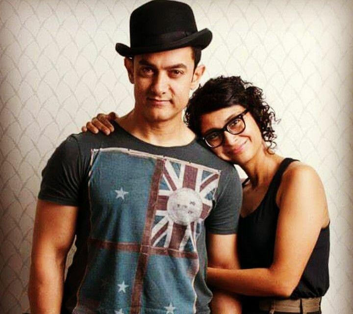 Kiran Rao-Aamir Khan