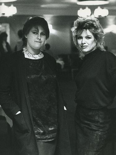 Kim Wilde & Alison Moyet