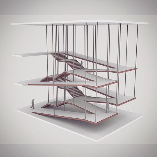 Best Stairs Architecture Ideas On Pinterest Staircase Design