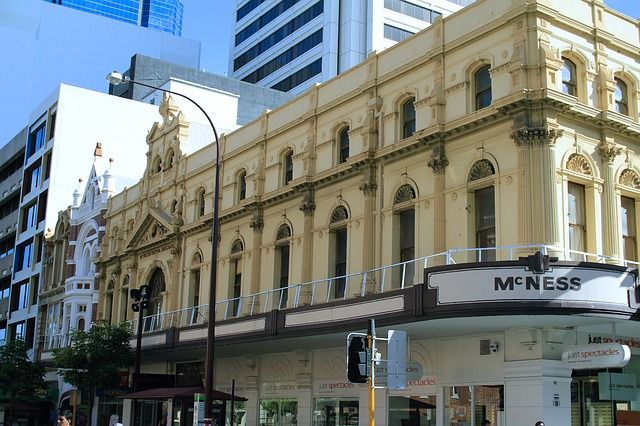 Metro at Perth