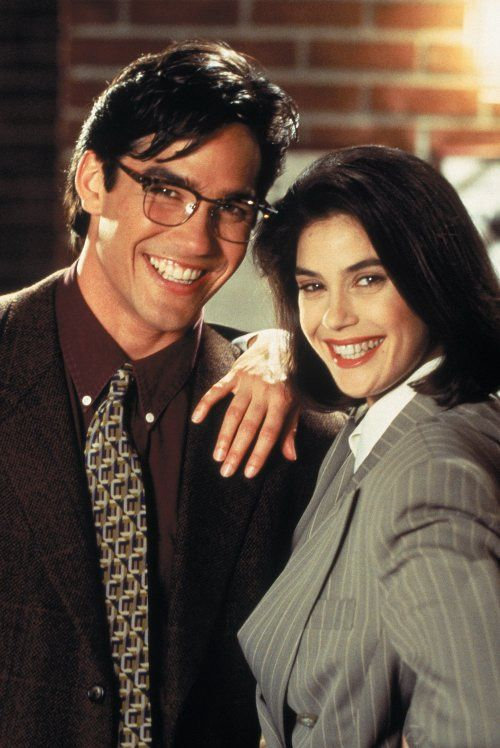 Teri Hatcher as Lois Lane (Lois & Clark: The New Adventures of Superman) (1993-1997)