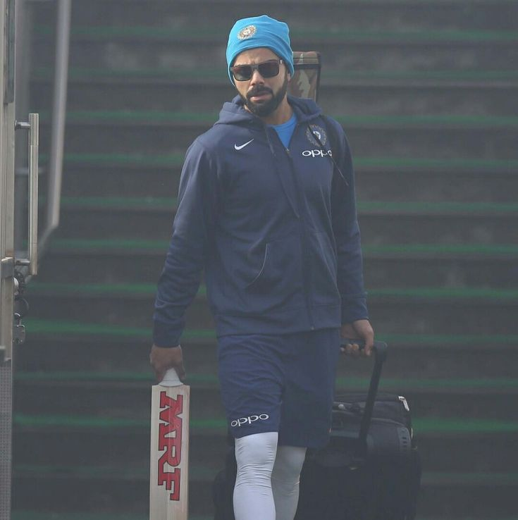 With a 1-0 series lead #TeamIndia is here in Delhi for the third and final Test against Sri Lanka #INDvSL