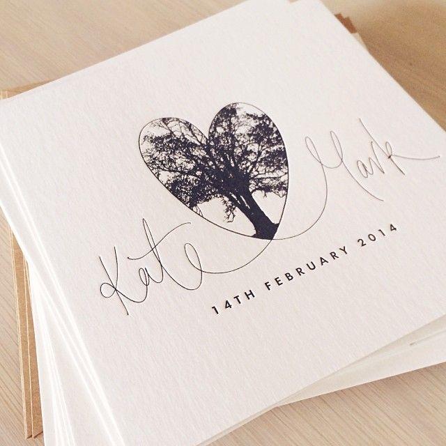 Letterpress wedding invitation by Peace Love and Letterpress (Australia). www.peaceloveandl...