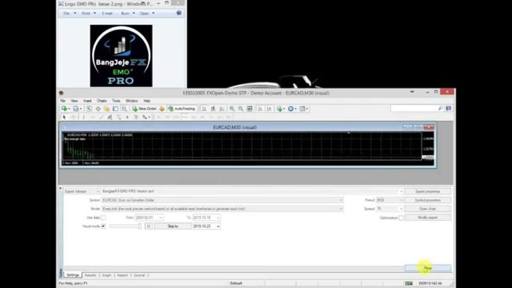 EMO Pro EA by BangjejeFX-Profitable Strategy Forex Robot