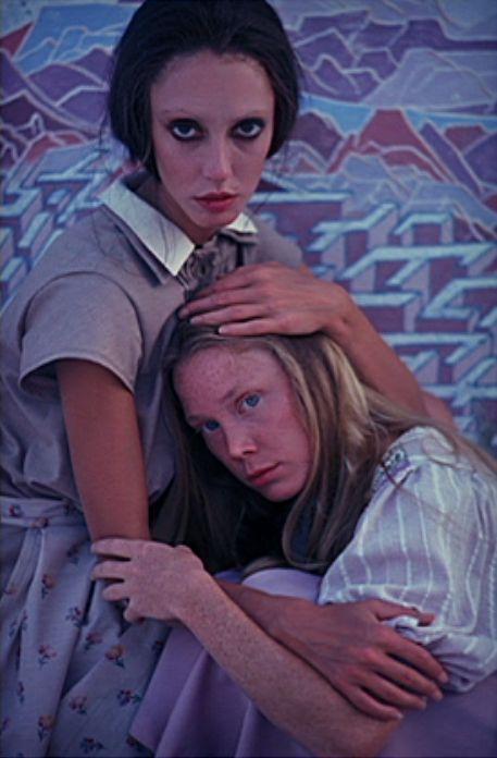 Shelley Duvall and Sissy Spacek in 3 Women.