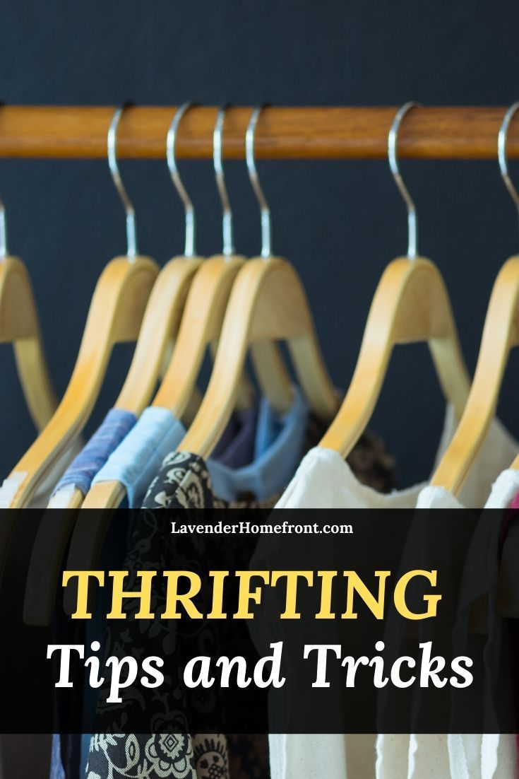 Thrifting Upcycling Second Hand Shopping Get The Best Deals On