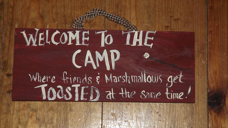 Funny Camping Signs   Wood Camping sign / funny friend sign/ Great gift for camping friends