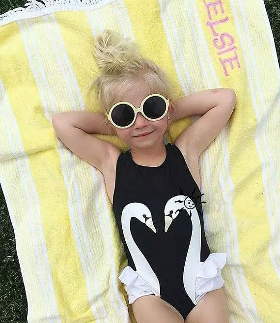 Girl's Bathing suit Baby swimsuit Toddler Swimsuit