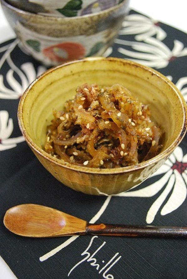 ゴーヤの佃煮 by ☆ayaka☆ | レシピサイト「Nadia | ナディア」プロの ...