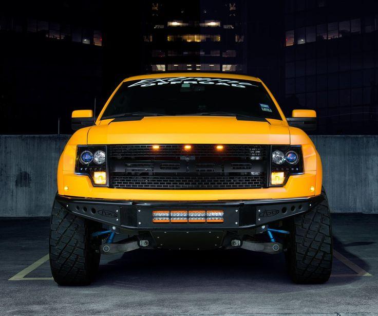 2010-2014 Ford Raptor Venom Front Bumper