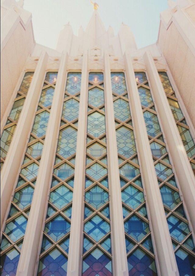 San Diego Temple by Carissa Pinato