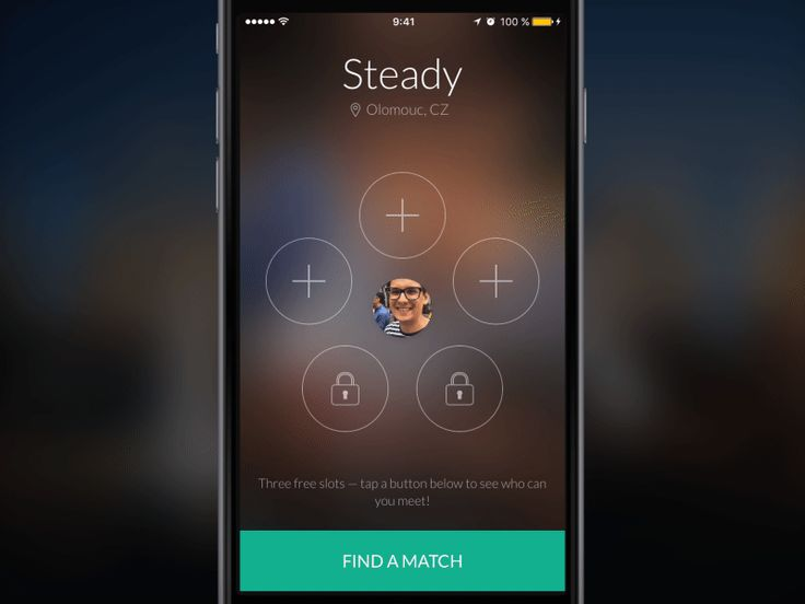 Steady App