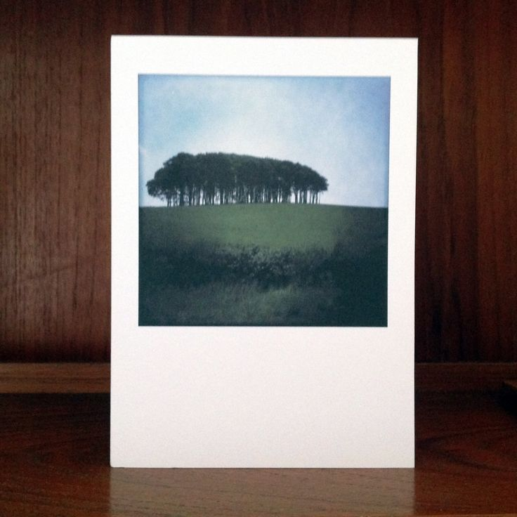 """Original print 5"""" x 7"""" photocard. The Clump A30 by meandthedude on Etsy"""