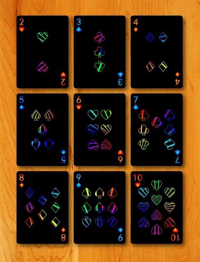 264 best Playing cards images on Pinterest Playing cards, Game - sample cards