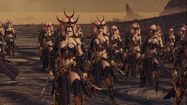 Naked girls from the workshop witch Pin On Warhammer