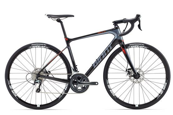 Giant Defy Advanced 3 2016 - Road Bike