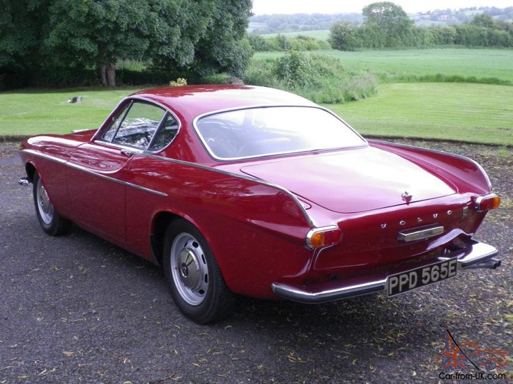 34 best Volvo P1800 images on Pinterest | Old cars, Vintage ...