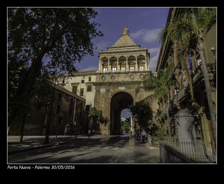 #Porta Nuova #Palermo