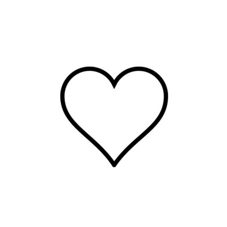 80 best tatuaggio cuore images on pinterest for Disegni da colorare dei cuori